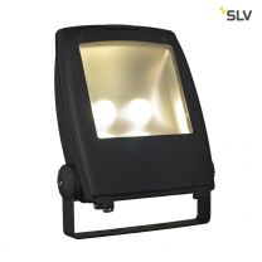 LED FLOOD LIGHT 80W zwart 1xLED 3000K