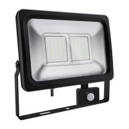 SMD Sensor LED Floodlight 50W 5250lm 740 IP54