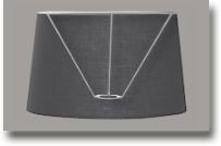 Standaard tafellamp draadvorm